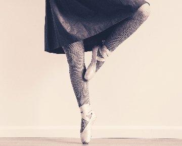 Ballet Ballerina Tanzschuhe